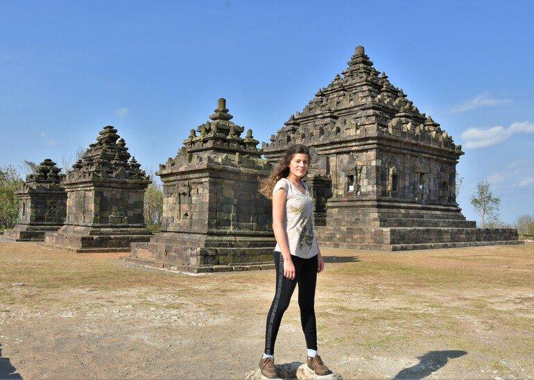 Candi Ijo Temple cerca de Phambanan