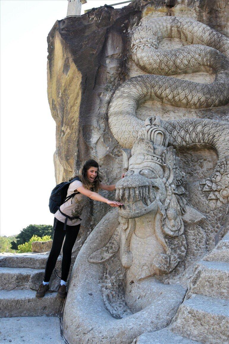 Tebing Breksi - Atardecer en Prambanan
