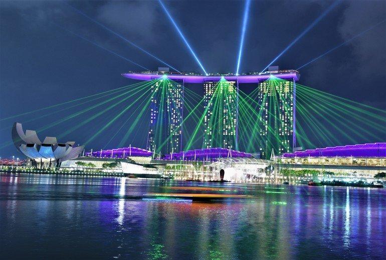Marina By Sand - Que ver en un día en Singapur