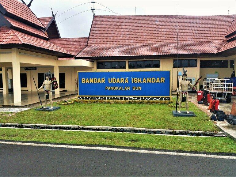 Preparativos a Borneo Pangkalan bun (PKN) - Klotok Borneo