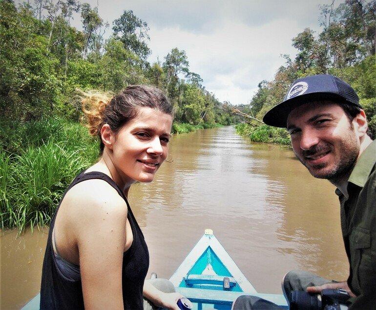 Klotok Borneo