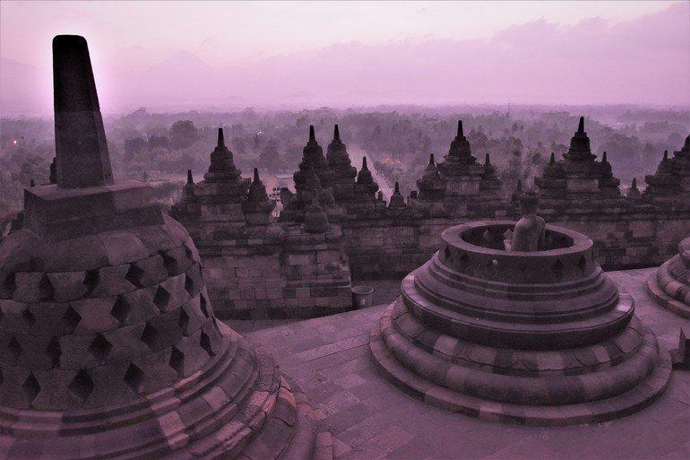 Entorno de Borobudur