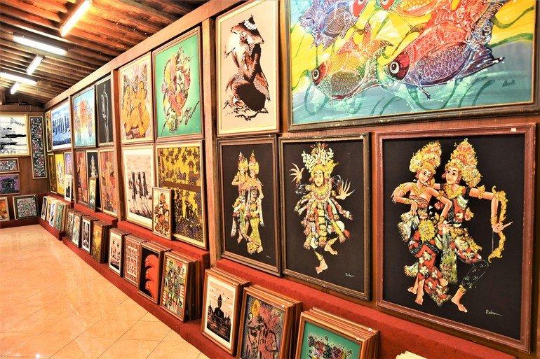 Fábrica de telas batik - Que ver en Yogyakarta
