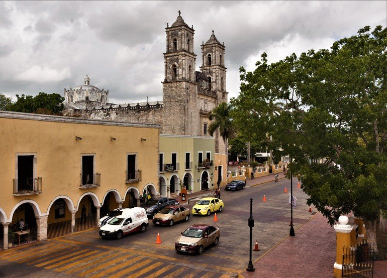 Valladolid - cochinita pibil