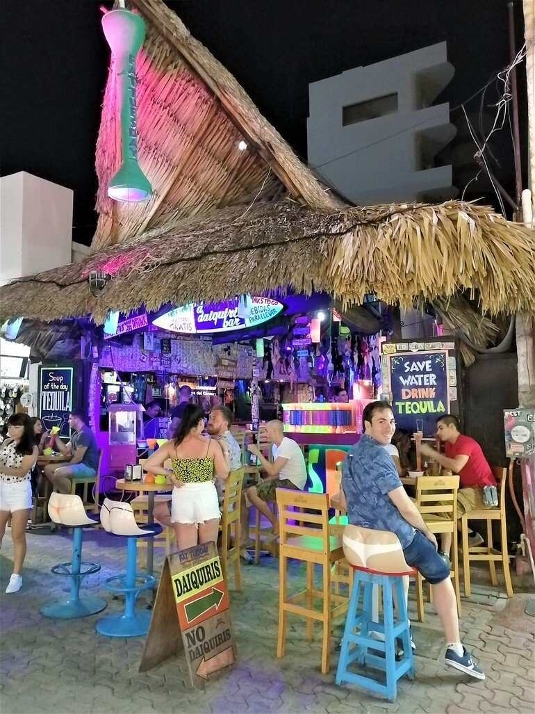 Donde Tomar - Ver Playa del Carmen