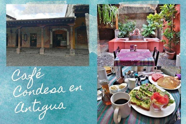 Donde desayunar en Antigua - Que hacer en Antigua, Guatemala