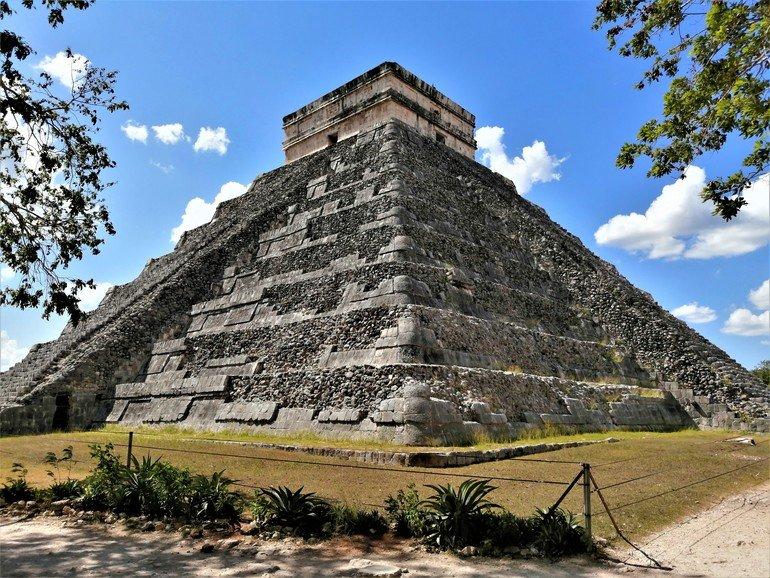 Piramide de Kukulcan  - Visitar Chichen Itza
