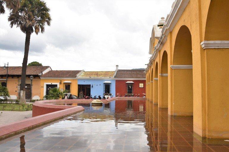 Que hacer en Antigua, Guatemala