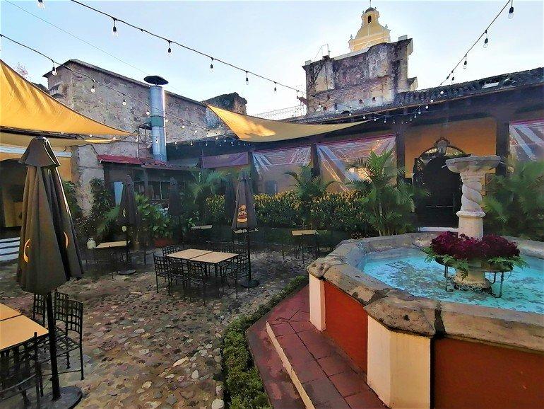 Donde dormir en Antigua - Que hacer en Antigua, Guatemala
