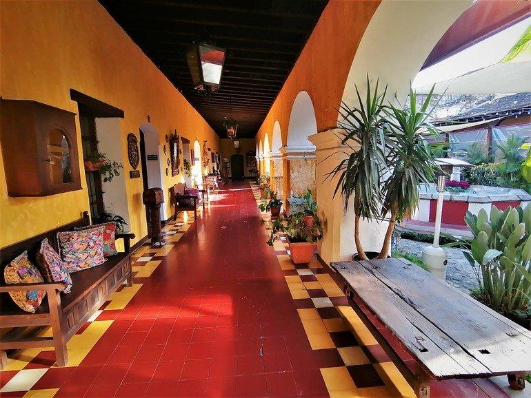 Convento de Santa Catalina - Visitar Antigua