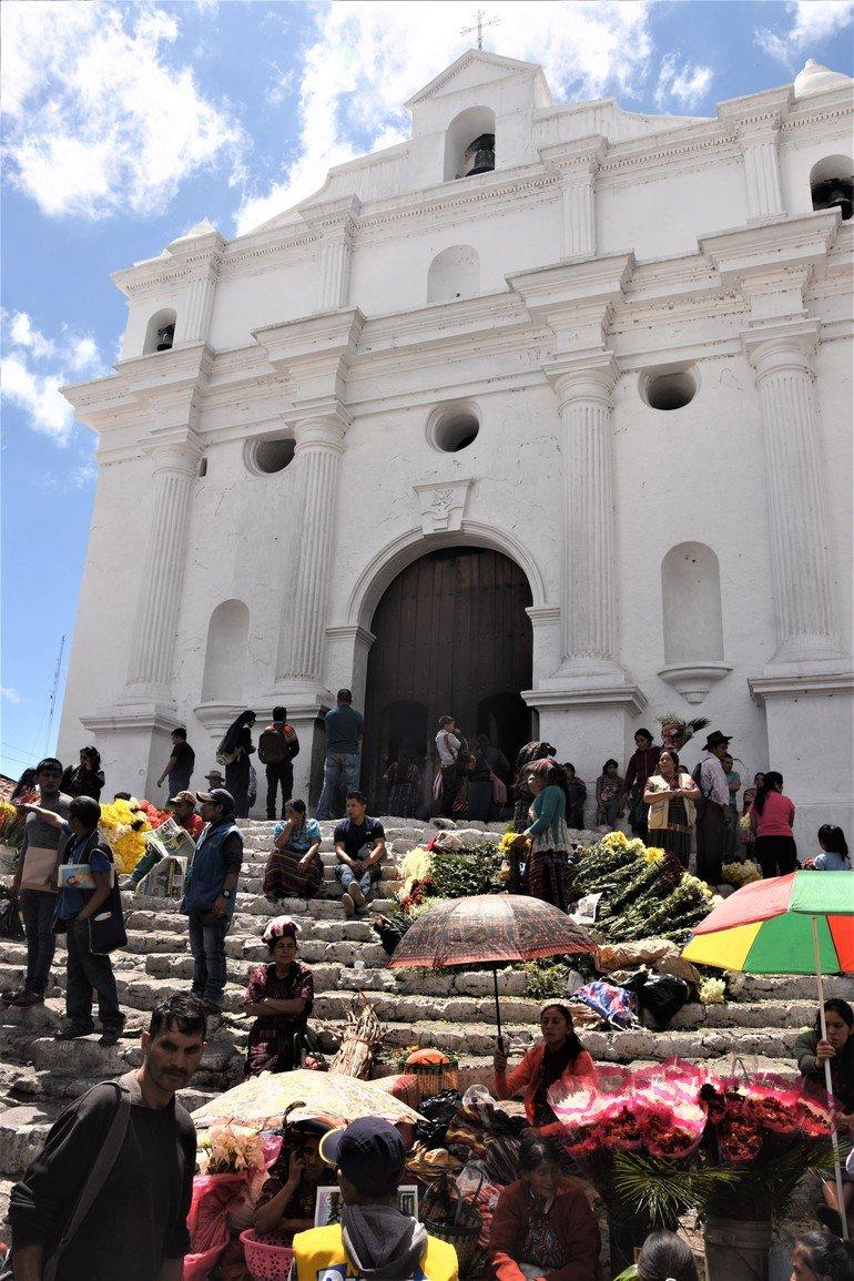Iglesia de Santo Tomás Chichicastenango