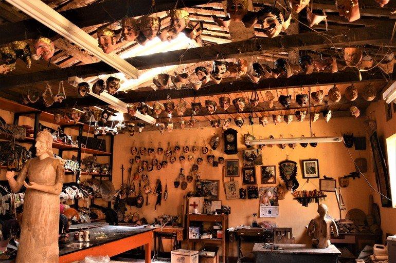 Museo de las máscaras Chichicastenango