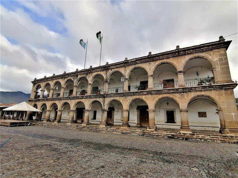 Ayuntamiento - Visitar Antigua