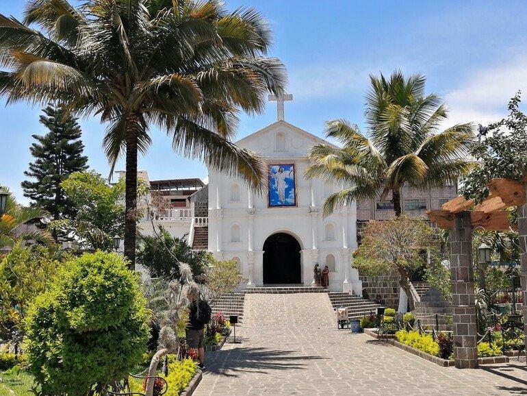 Iglesia de San pedro - Que ver en San Pedro La Laguna