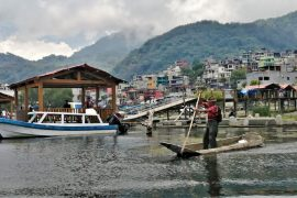 que ver en Santiago Atitlán
