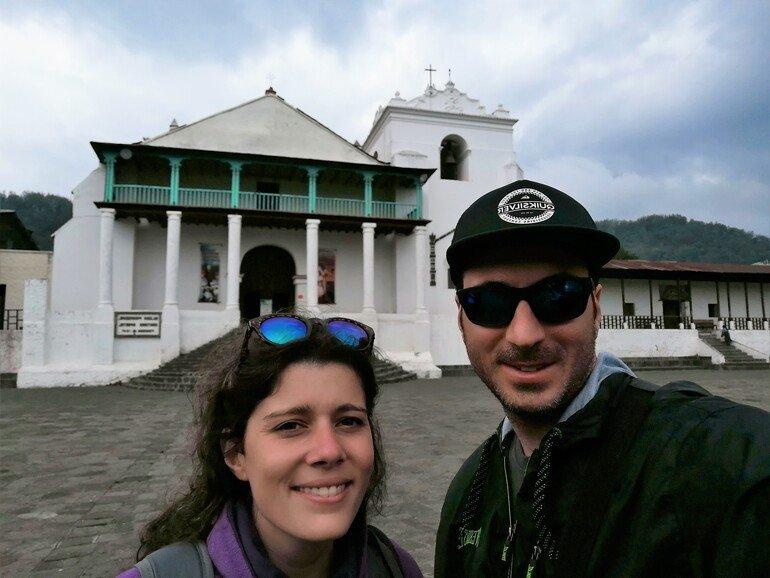 Iglesia de Santiag de Atitlán - Que ver en Santiago de Atitlan