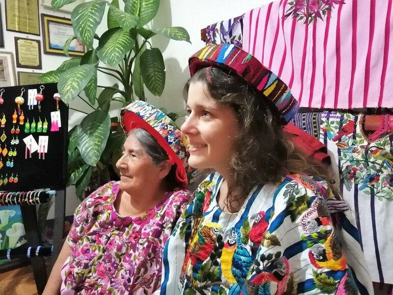 Concepción Ramirez la chonita - Que ver en Santiago Atitlán