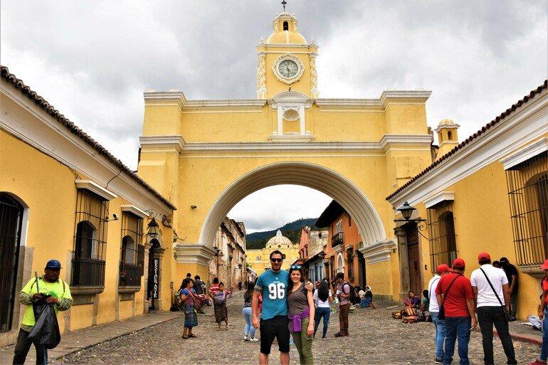 Visitar Antigua
