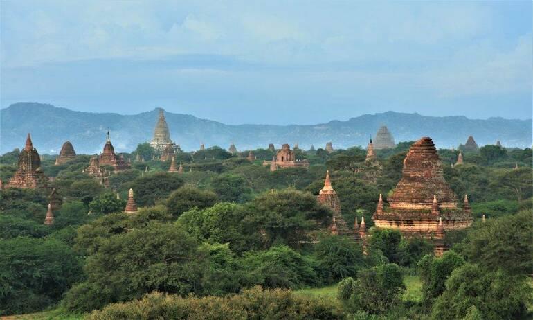 Que ver en Myanmar