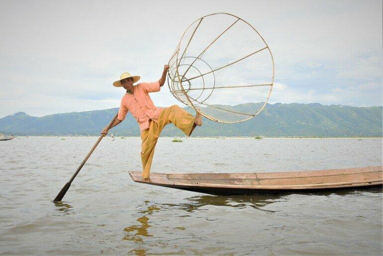 Lago Inle - que ver en Myanmar