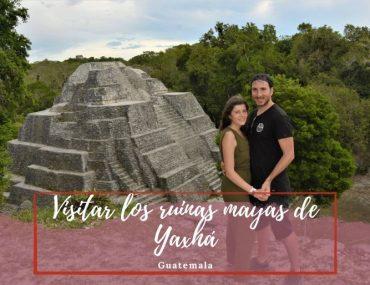 Visitar Yaxhá - Pasaporte a la Tierra