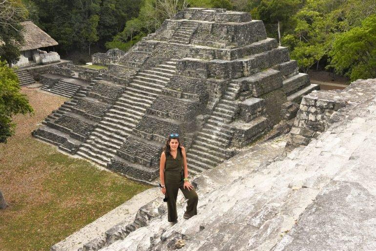 Templos de Yaxhá
