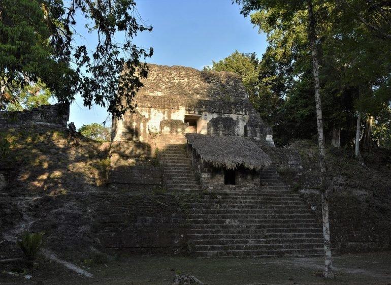 los Siete Templos Tikal Guatemala