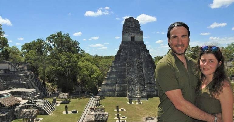 Templo I Tikal Guatemala