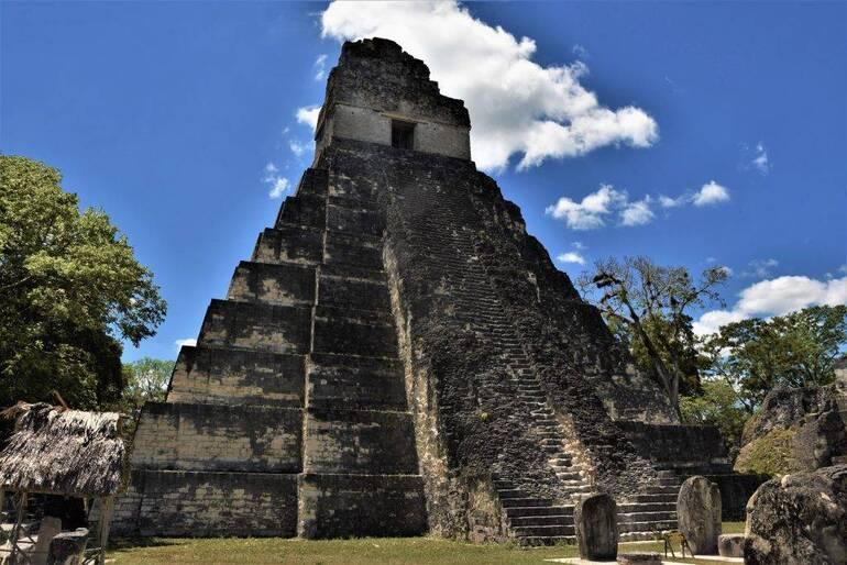 Visitar templos Tikal