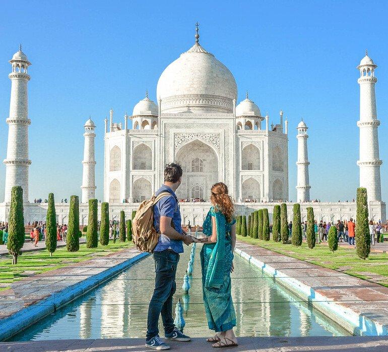 Taj Mahal - Que ver en Agra