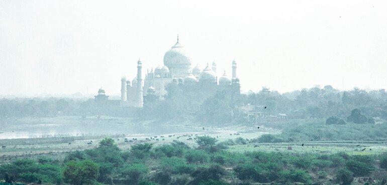 Taj Mahal Que ver en Agra
