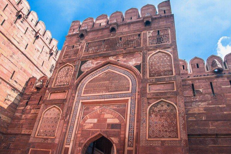 Fuerte Rojo - Que ver en Agra