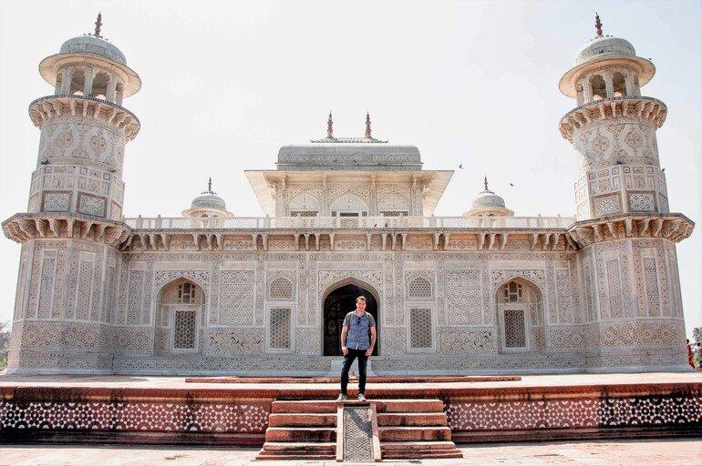 Itimad ud-Daulah - Que ver en Agra