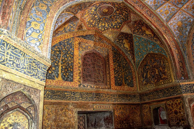Mausoleo de Akbar en Sikandra - Que ver en Agra