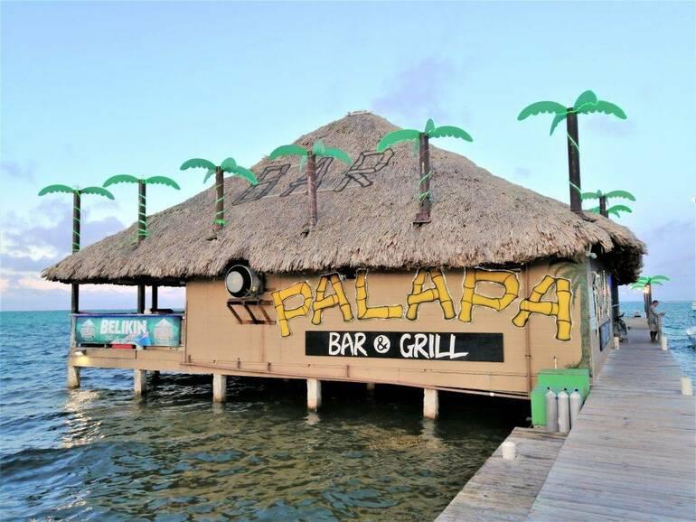 Bar en San Pedro