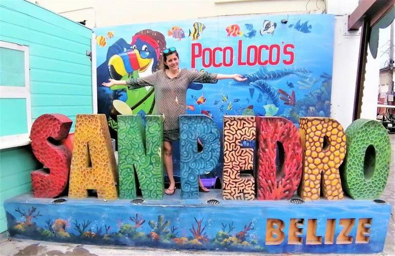 Visitar San Pedro Belice