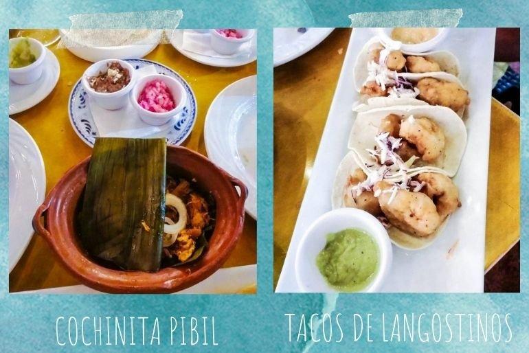 Donde comer en Cancún