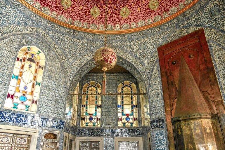 Que ver en Estambul - Palacio de Topkapi