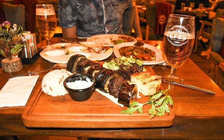 Que hacer en Estambul, comer en Estambul