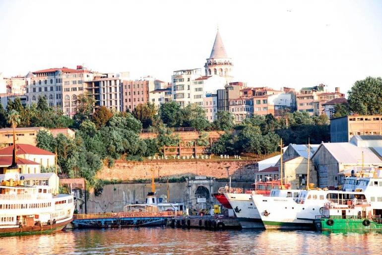 Que ver en Estambul en 3 días - Torre de Gálata