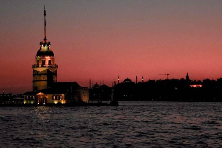 Torre de la Doncella - Estambul
