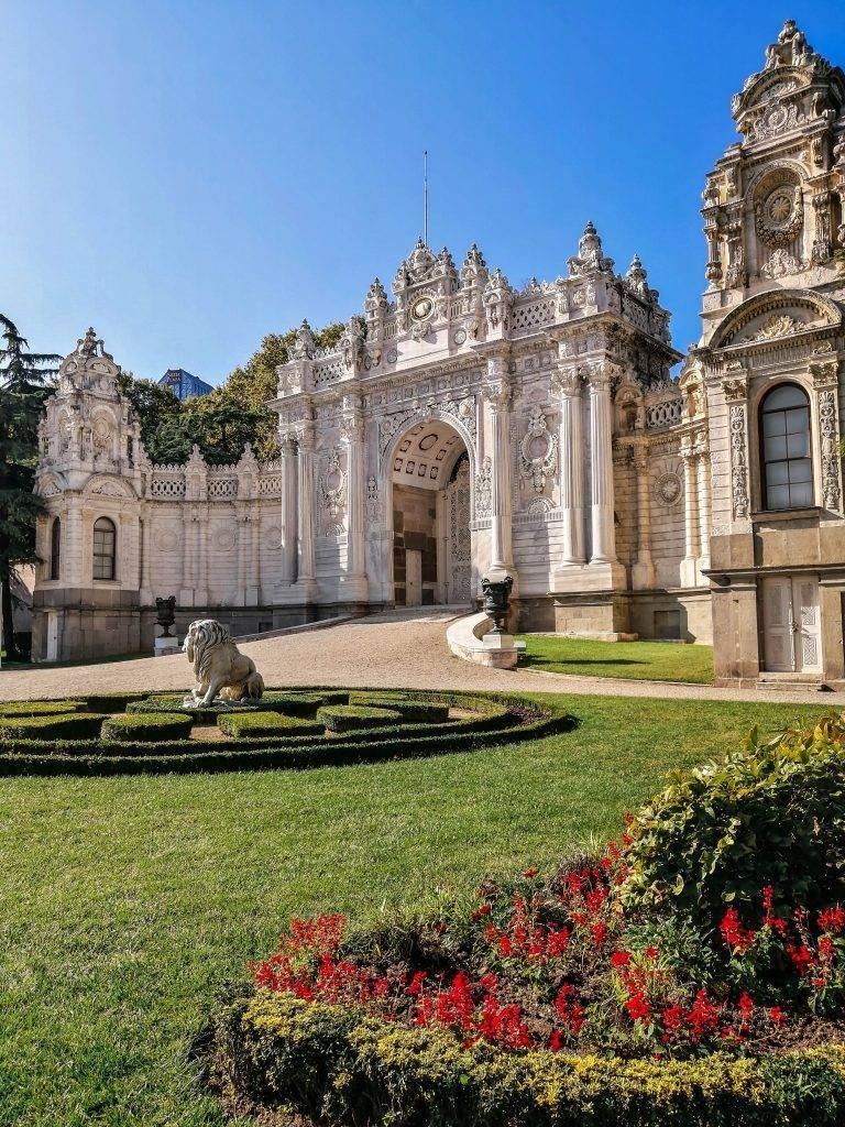 Estambul Palacio de Dolmabahçe