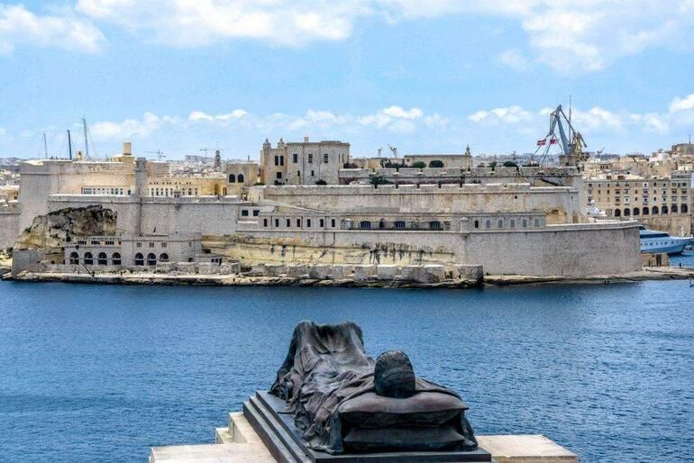 Que visitar en Malta - Fuerte San Miguel