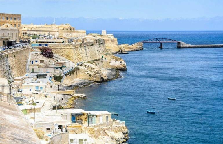 Que visitar en Malta - Fuerte de San Telmo