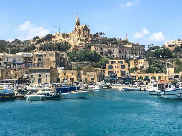 Que visitar en Malta -Isla de Gozo