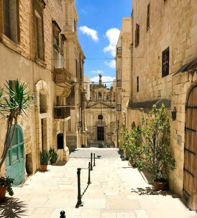 Que visitar en Malta - Visitar La Valeta