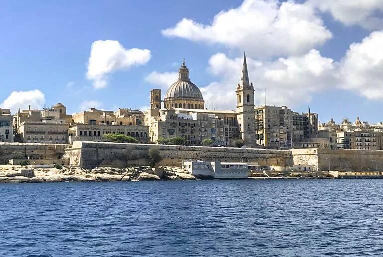 Que visitar en Malta - Excursión en barco por las islas de Comino y Gozo