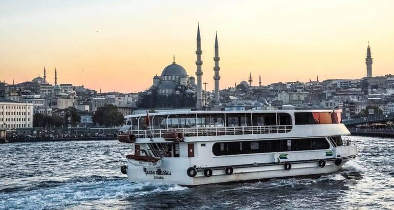 Bósforo - Donde ver el atardecer en Estambul
