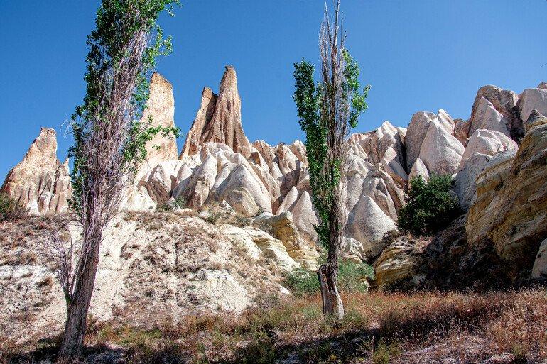 Que hacer en Capadocia - Trekking por el Valle Meskendir