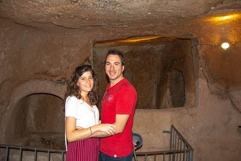 Que hacer en Capadocia - Ciudad subterránea
